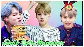 BTS (방탄소년단/防弾少年団) Jimin (박지민/ジミン) Cute & Funny Moments