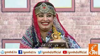 Joke Dar Joke   Comedy Delta Force with Tahir Sarwar Mir & Hina Niazi   18 Oct 18