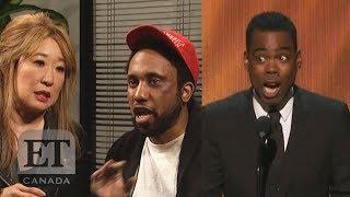 SNL, Chris Rock Joke About Jussie Smollett