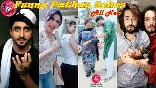 Funny Pathan Dialogue#11 Best Comedy jokes | Trends Videos 2018 | Pakistani Tiktok boys & Girls