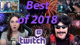 Best of Twitch 2018 (Fails, Donations, Funny Moments and More) #twitch #reddit #bestof #2018
