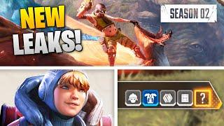 *TOP 3* APEX LEAKS FOR SEASON 2!! | Best Apex Legends Funny Moments and Gameplay - Ep.111
