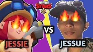 REAL JESSIE VS FAKE JESSIE - BRAWL STARS
