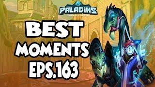 Paladins BEST & FUNNY MOMENTS EPS.163