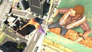 GTA 5 Epic Ragdolls Compilation #21 (Euphoria Physics | Funny Moments)