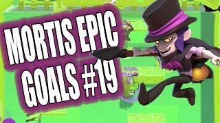 Mortis Epic Goals #19 / Yde / Brawl Stars