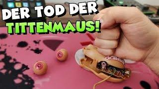 Der Tod der Tittenmaus! :( - TrilluXe Twitch Funny Moments [GER]
