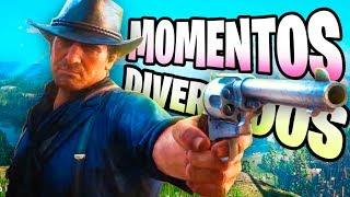 Red Dead Redemption 2 | Momentos Divertidos #1 (Funny Moments) (RDR 2)