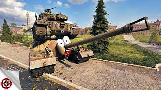 World of Tanks - Funny Moments | WINS vs FAILS! (WoT fails, March 2019)