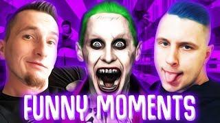 ISAMU, RAFONIX, JOKER - FUNNY MOMENTS!