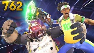 Hardest Beat Clutch EVER!! | Overwatch Daily Moments Ep.762 (Funny and Random Moments)