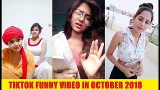 Best TikTok Comedy in hindi Video 2018 | Funny Jokes And Funny Video In October 2018