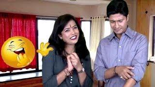 Pati ने Patni के Taarif में Bhootni कहाँ - Funny Husband - Wife Joke | Hindi Latest Comedy Jokes