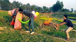 Must Watch New Funny Comedy Videos 2019 | Episode 20 | #LungiFun