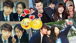 Lee min ho Park shin hye Kim woo bin supper funny moment with co-stars - you will smile