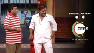 Bhau Kadam And Kushal Badrike's Funny Scene | Chala Hawa Yeu Dya | Zee Marathi | HD