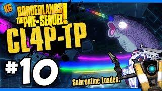 Adventures with Claptrap | Funny Moments & Legendary Loot | Day #10 - FINALE [Borderlands: TPS]