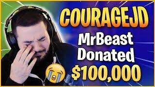 Optic Courage WINS 70K !!! (Courage highlights and funny moments FORTNITE)