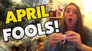 APRIL FOOLS! | Funny Moments April 2019