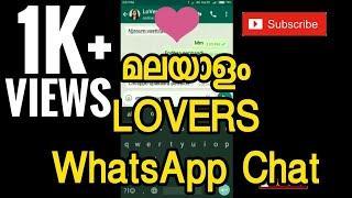 Malayalam LoVe ❤️ FunNy WhatsApp Chat ????