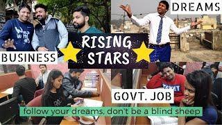 Rising Stars ll Ashish Choudhary ll Latest Funny cum Educational Vlog ll