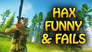 EFT HACKS, FAILS AND FUNNY MOMENTS - Escape From Tarkov