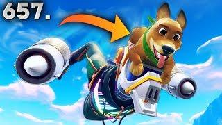 WHY SEASON 6 IS AMAZING..!!! Fortnite Funny WTF Fails and Daily Best Moments Ep.657