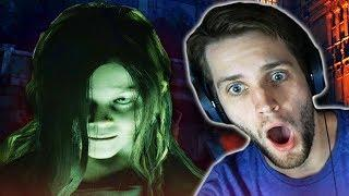 SAMANTHA HAS RETURNED?!  (Resident Evil 7 Funny Moments FINALE)