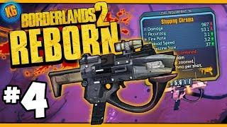 BL2 REBORN! - Axton | Day #4 Funny Moments & Legendary Loot [Borderlands 2]