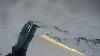 Val Thrones - Les Meniures - Pylones Slope - Funny Falling Stars :)