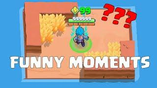 LEVEL 99 HACKER!? ULTIMATE Brawl Stars Funny Moments, Glitches & Trolls Montage