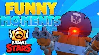 BEST Brawl Stars Funny Moments, Glitches & Epic Fails Compilation, Montage | DJ - Brawl Stars
