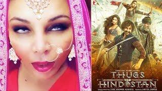 Rakhi Sawant's FUNNY Reaction On Thugs Of Hindoston Movie-Aamir Khan,Amitabh Bachhan,Katrina,Fatima