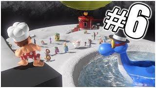 Mario Dancing in Random Places Meme Compilation #6 - Super Mario Odyssey Funny Original Meme