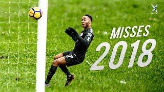 Funny Worst Open Goal Misses 2018