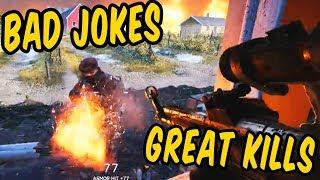 Bad Jokes, Great Kills - Battlefield Firestorm gameplay