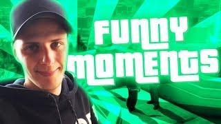 NITRO w GTA V ROLEPLAY - FUNNY MOMENTS!