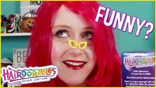 HAIRDORABLES Doll Unboxing is Not as Funny as You Think!