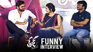 Tej I Love You Movie Team Funny Interview | Sai Dharam Tej | Anupama | TFPC