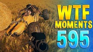 PUBG WTF Funny Daily Moments Highlights Ep 595