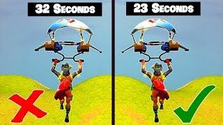 *TRICK* How To Land Faster..! | Fortnite Twitch Funny Moments #231