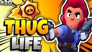 10,000 IQ BRAWL STARS THUG LIFE: Funny Moments EP. 20 (Brawl Stars Epic Wins & Fails)