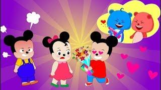 Mickey Mouse and Minnie Mouse Cartoons for kids ❤️ FAKE LOVE❤️Funny Cartoons for Kids 2018 HD