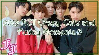 2019 NCT Crazy, Cute and Funny Moments 5