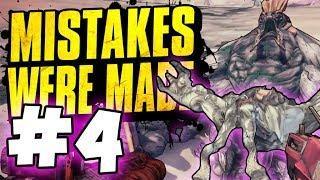 MISTAKES?! - Road to OP8 Gunzerker - Day 4 - Funny Moments & Legendary Loot [Borderlands 2]