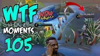 Mobile Legends WTF | Funny Moments 105