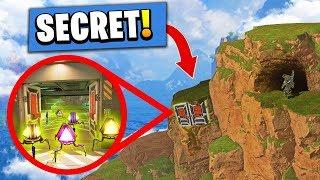 *NEW* SECRET LOOT SPOT! Apex Legends Funny Fails & Epic Moments #35