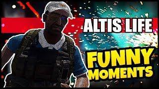 ARMA 3 ALTIS LIFE FUNNY MOMENTS - Die Rückkehr des Bunsen Brenner [German][HD]|TomderErste