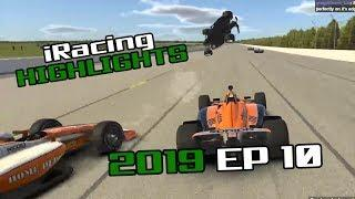 iRacing Twitch Highlights, 2019 Ep. 10 (Fails, Wins and Funny Moments)