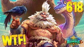 HEARTHSTONE Best Daily FUNNY and WTF Moments 618!
